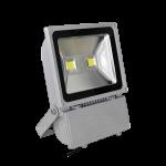 Prožektorius LED, 100W, IP65, paviršinis, pilkas, 4400K, PMX100 Paveikslėlis 1 iš 1 224114000227