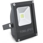Prožektorius LED, 10W, IP65, paviršinis, juodas, 6000K, siauras, GTV SLIM LD-SFC10W-64 Paveikslėlis 1 iš 1 224114000230