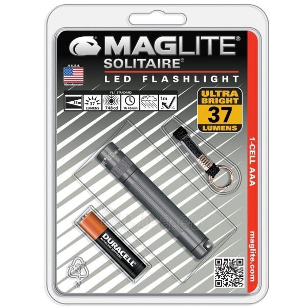 Prožektorius Maglite Solitaire LED 1R3 Paveikslėlis 1 iš 1 224140000217