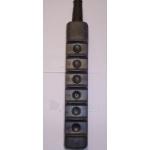 Pultas valdymo, 8 mygtukai, PKT-80, 1584 Paveikslėlis 1 iš 1 222993000204