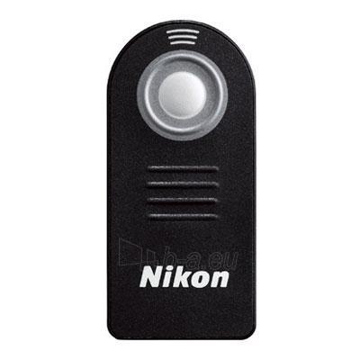 Pultelis fotoaparatui NIKON ML-L3 Paveikslėlis 1 iš 1 30025100022