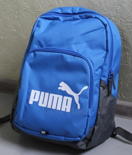 Puma kuprinė (Mėlyna) Paveikslėlis 1 iš 3 310820042364