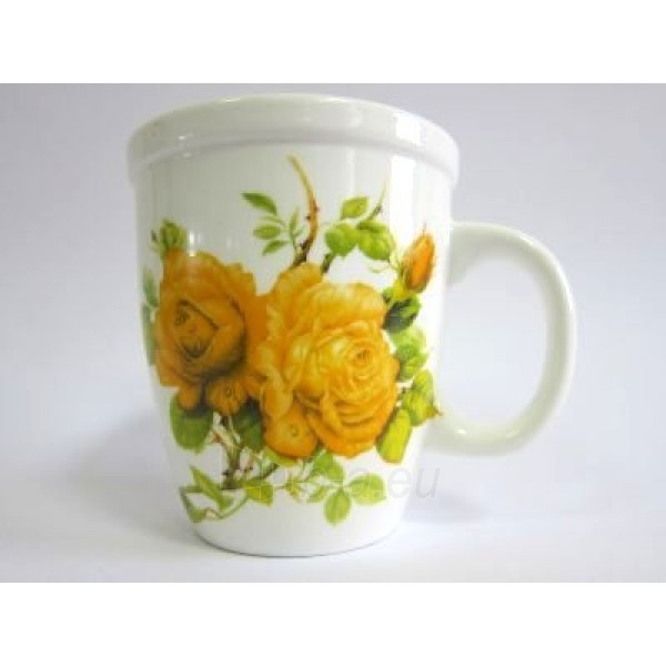 Puodukas 400ml gėlės Paveikslėlis 1 iš 1 310820029379