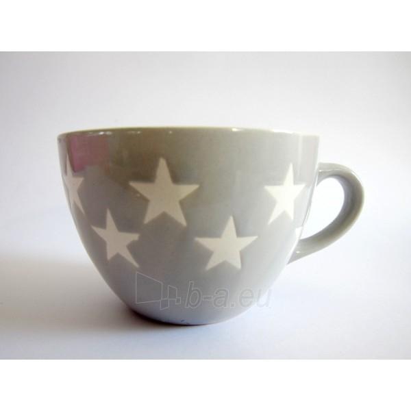 Puodukas keramikinis 450ml. Jh144 Paveikslėlis 1 iš 1 310820029889