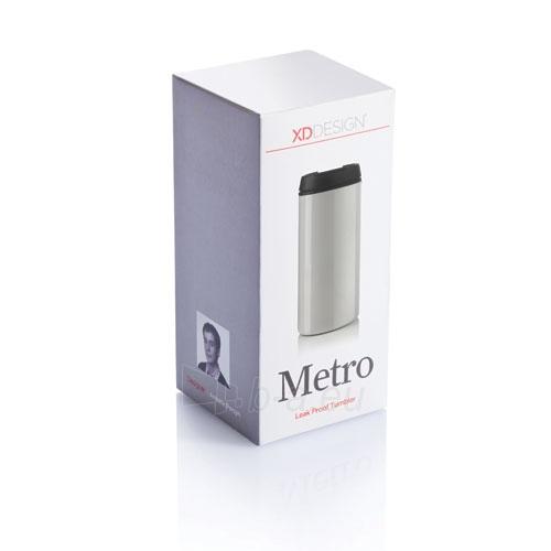 Puodukas Metro, baltas Paveikslėlis 3 iš 3 310820012613