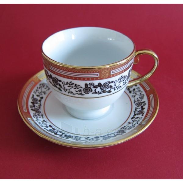 Puodukų s/l arbatai porc.6vnt.rink. MG-10 200ml Paveikslėlis 1 iš 1 310820029987