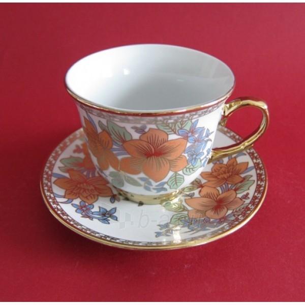 Puodukų s/l arbatai porc.6vnt.rink. MP-26 250ml Paveikslėlis 1 iš 1 310820061979