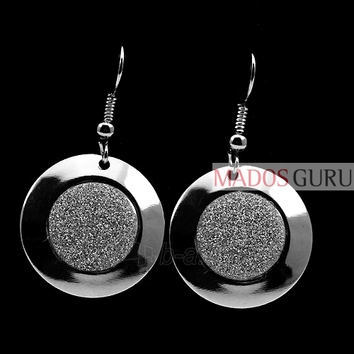 Decorated earrings A288 Paveikslėlis 1 iš 1 30070000391