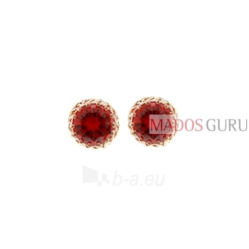 Decorated earrings A771 Paveikslėlis 1 iš 2 30070002383