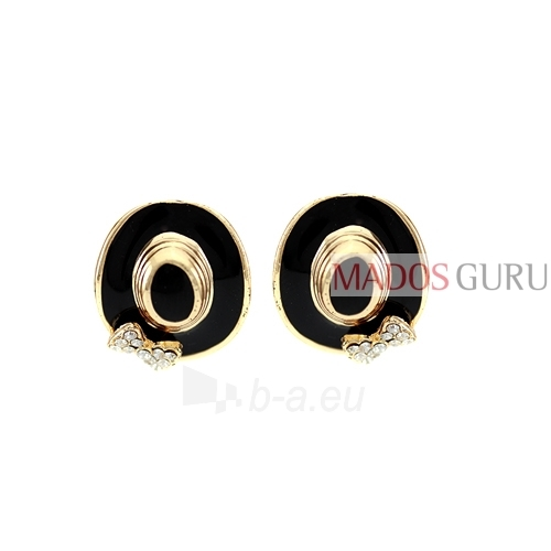Decorated earrings A798 Paveikslėlis 1 iš 2 30070002387