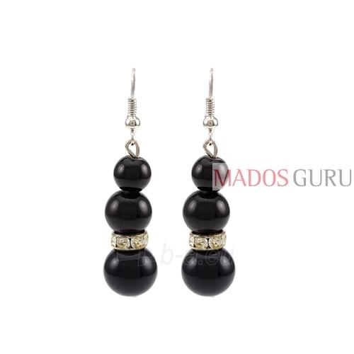 Decorated earrings A850 Paveikslėlis 1 iš 1 30070002394