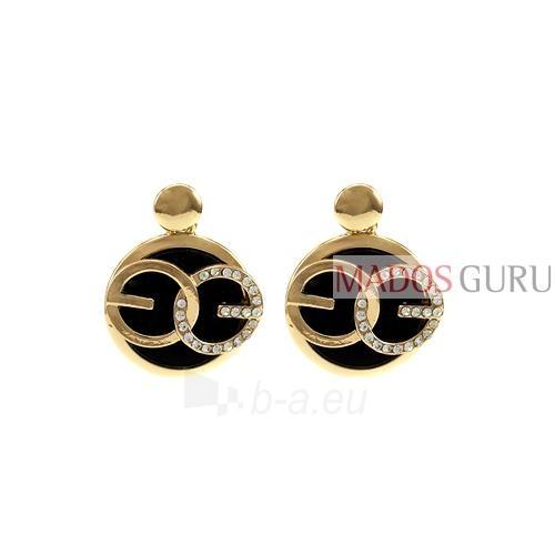 Decorated earrings A912 Paveikslėlis 1 iš 2 30070002528