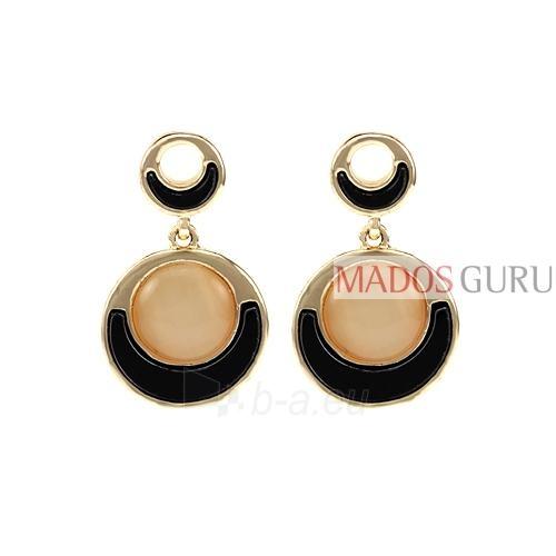 Decorated earrings A913 Paveikslėlis 1 iš 2 30070002529