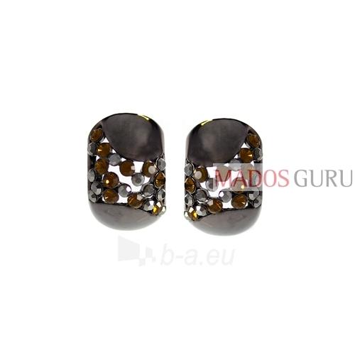 Decorated earrings A927 Paveikslėlis 1 iš 2 30070002534