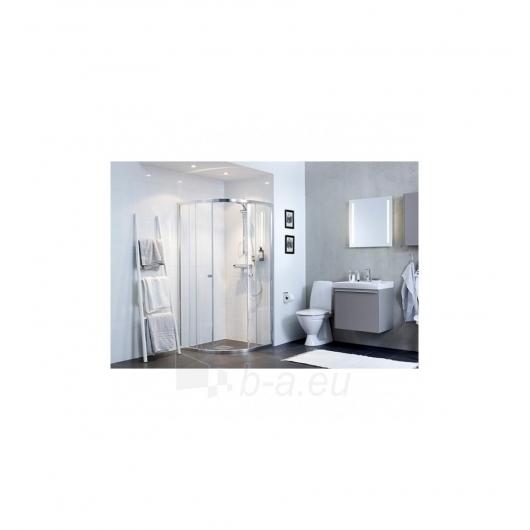 Pusapvalė dušo kabina Ifo Silver Paveikslėlis 1 iš 3 270730001015