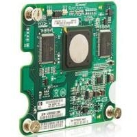 Qlogic-based BL cClass Dual Port Fibre Channel Adapter (4-Gb) Option Kit Paveikslėlis 1 iš 1 250257600361