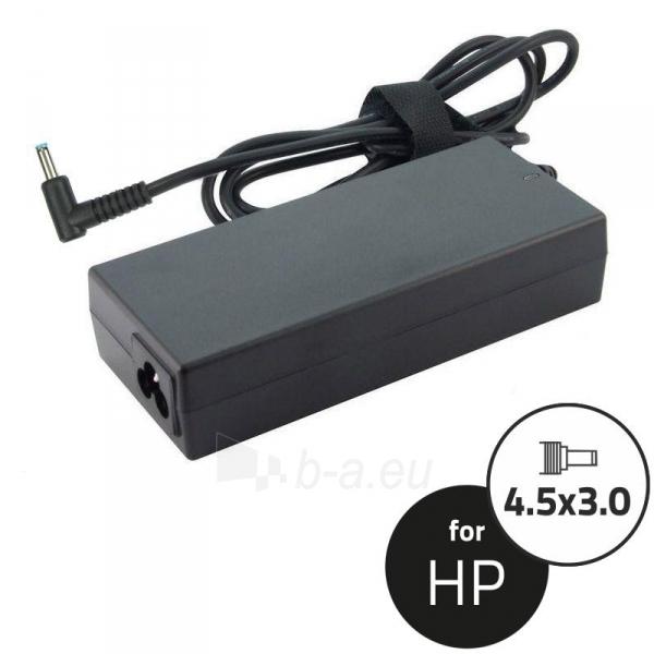 Qoltec Notebook Power Supply 65W | 19.5V | 3.33A | 4.5x3.0+pin Paveikslėlis 1 iš 2 250256401067