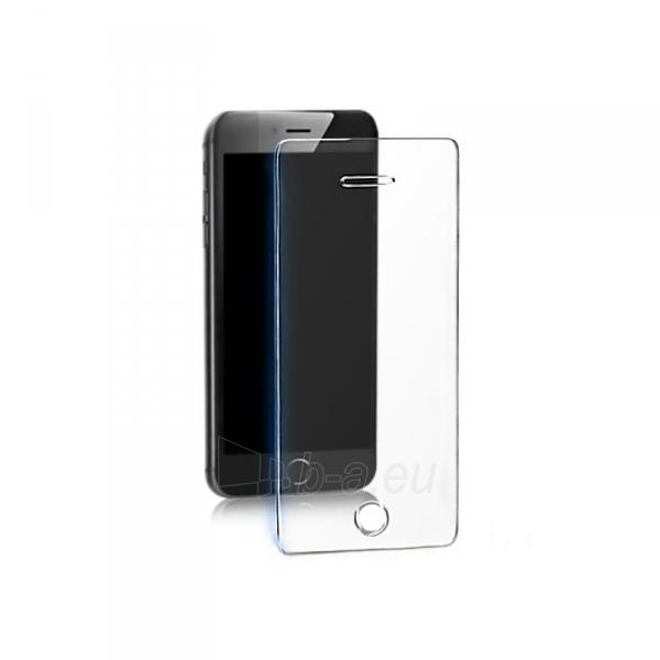 Qoltec Premium Tempered Glass ekrano apsauga for Samsung S7, Full cover, Black Paveikslėlis 1 iš 1 310820041055