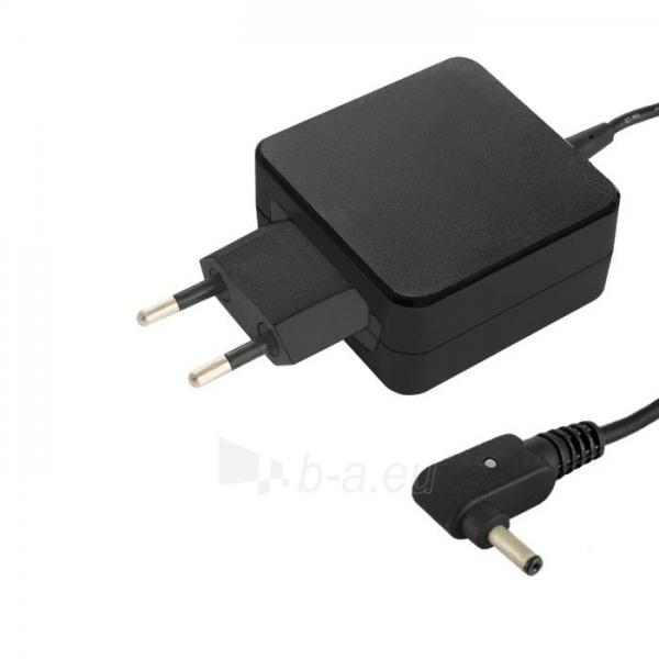 Qoltec Ultrabook Power Supply for Asus 45W   19V   2.37 A   4.0x1.35 Paveikslėlis 1 iš 1 250256401075