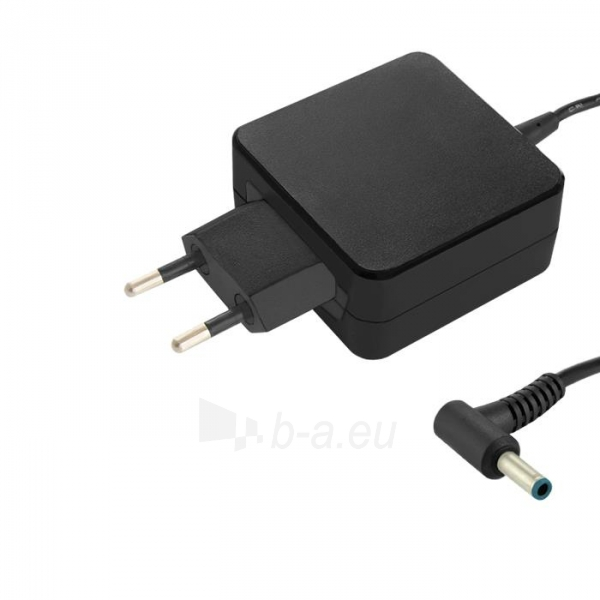 Qoltec Ultrabook Power Supply HP 45W | 19.5V | 2.31 A | 4.5*3.0 Paveikslėlis 1 iš 1 250256401076