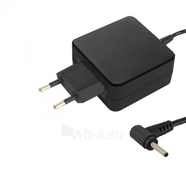Qoltec Ultrabook Power Supply Samsung 40W | 12V | 3.33 A | 2.5*0.7 Paveikslėlis 1 iš 1 250256401077