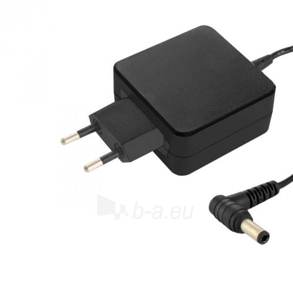 Qoltec Ultrabook Power Supply Toshiba 45W | 19V | 2.37 A | 5.5*2.5 Paveikslėlis 1 iš 1 250256401079