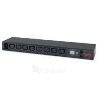 Rack PDU, Metered, 1U, 16A, 208/230V, (8) C13 Paveikslėlis 1 iš 2 250257600383