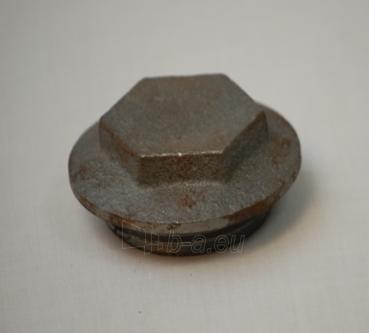 Radiatoriaus kamštis VIADRUS 1''1/4 dešinės pusės aklinas Paveikslėlis 1 iš 1 270660000035