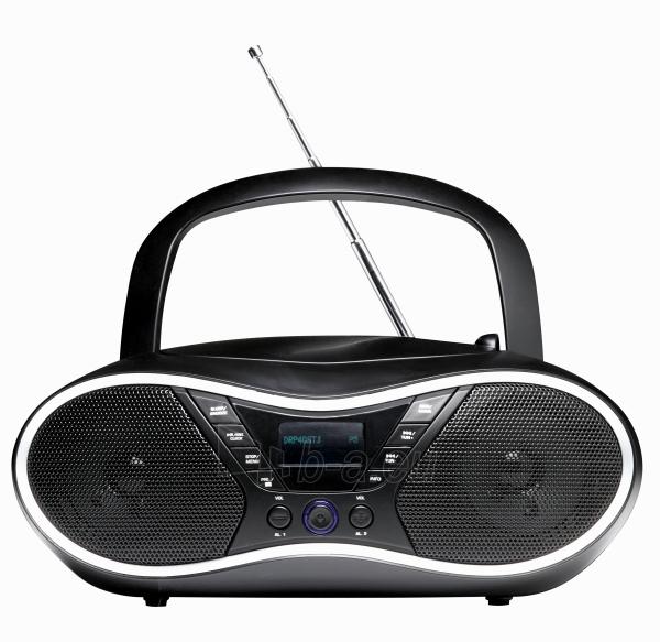 Radijas Denver TDA-60 Black Paveikslėlis 1 iš 5 310820152566