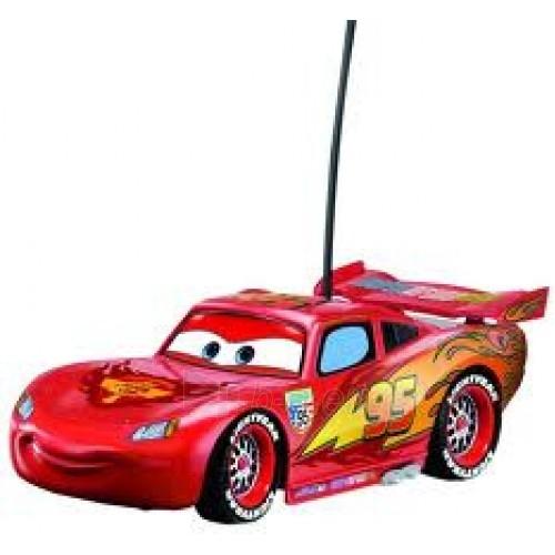 Žaibas Makvynas 3 2017 | Turbo Racer Lightning McQueen | Dickie Paveikslėlis 1 iš 8 30007100081