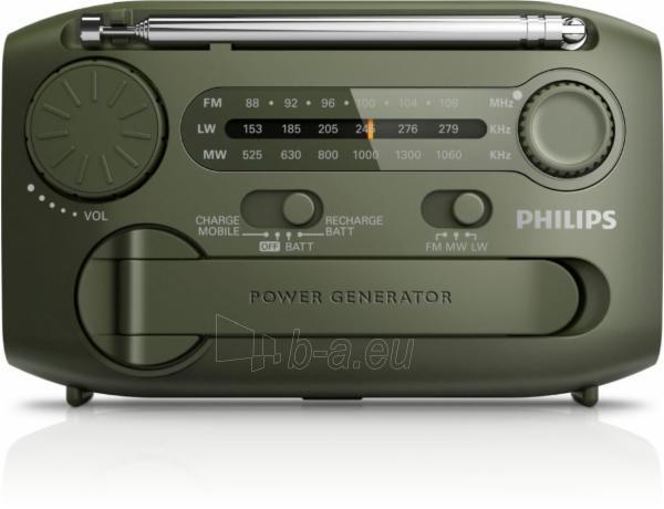 Radijo imtuvas PHILIPS AE1125/12 Paveikslėlis 1 iš 1 250219000662