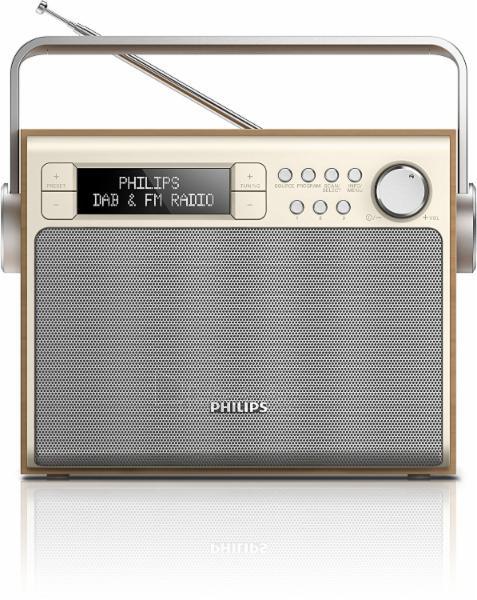 Radijo imtuvas PHILIPS AE5020/12 Paveikslėlis 1 iš 1 250219000664