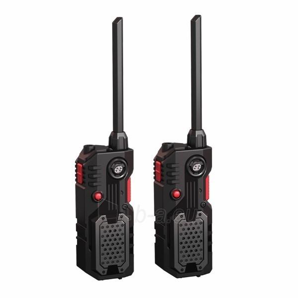 Radijo ryšys Wild Planet 70129 Walkie Talkies Spy Gear Paveikslėlis 3 iš 4 250710800455