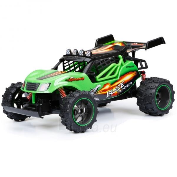Radio bangomis valdomas automobilis 1:14 R/C Dragon Buggy Paveikslėlis 1 iš 1 310820077689