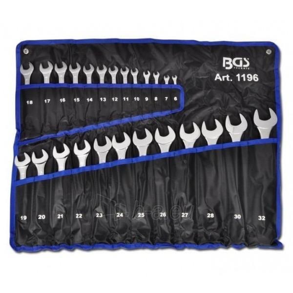 Raktas BGS-technic 1196 Paveikslėlis 1 iš 1 300477000519