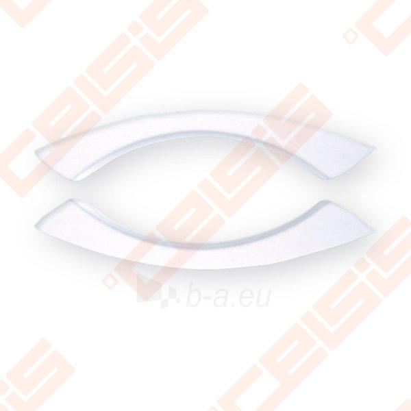 Rankenėlės voniai RAVAK SONATA, pilkos (komplektas 2vnt) Paveikslėlis 1 iš 1 270717001127