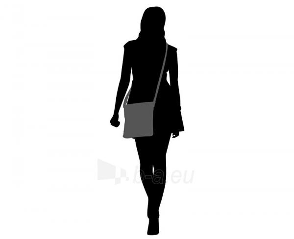 Rankinė Guess Ladies New Wave Top Handle Flap red-red Paveikslėlis 5 iš 5 310820207335