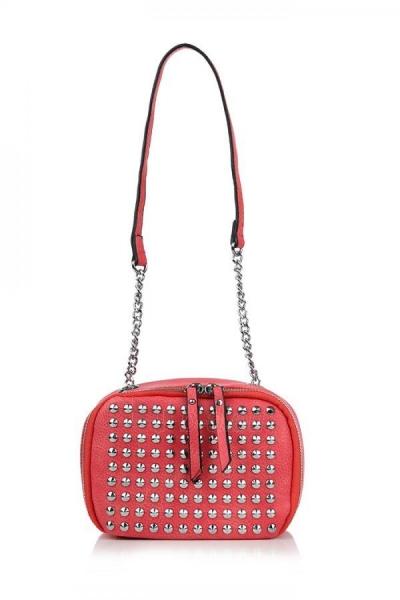 Handbag Pagan (koralo color) Paveikslėlis 1 iš 2 310820033013