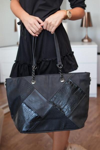 Handbag Ruby (juodos color) Paveikslėlis 1 iš 3 310820032762
