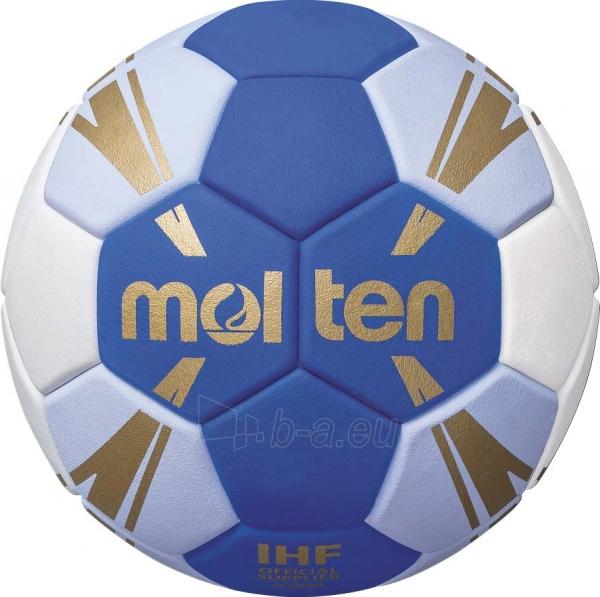 Rankinio kamuolys MOLTEN H0C3500-BW Paveikslėlis 1 iš 1 310820180139