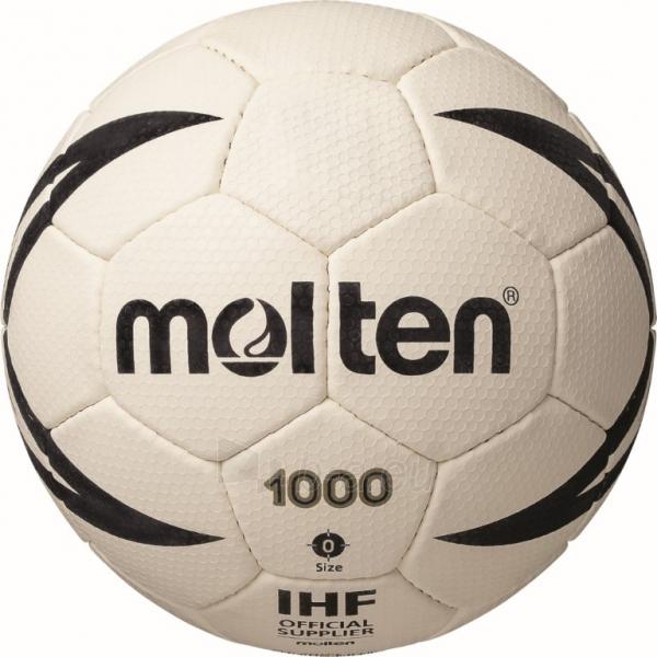 Rankinio kamuolys Molten H0X1000 Paveikslėlis 1 iš 1 310820027503