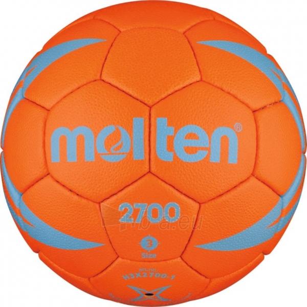Rankinio kamuolys Molten H3X2700 Paveikslėlis 1 iš 1 310820027508