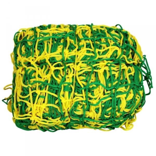 Rankinio tinklas Spokey HIFLAR, Žalia/geltona Paveikslėlis 4 iš 4 310820233918