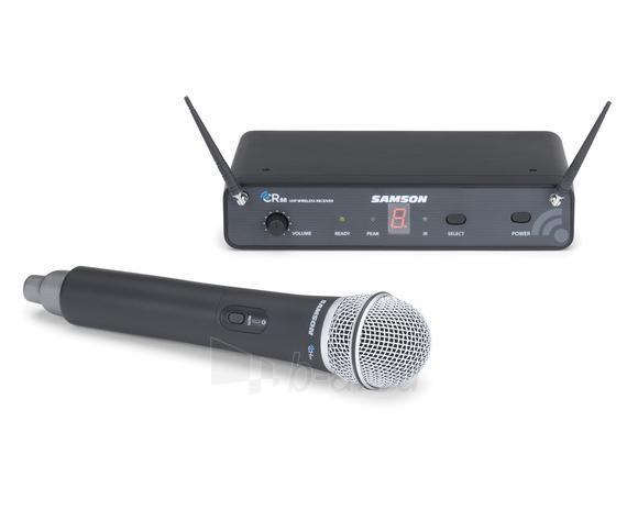 Rankinis bevielis rinkinys SAMSON Concert 88 Handheld (C) Paveikslėlis 1 iš 5 310820002156