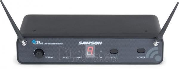 Rankinis bevielis rinkinys SAMSON Concert 88 Handheld (C) Paveikslėlis 2 iš 5 310820002156