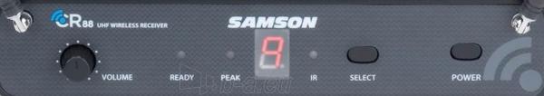 Rankinis bevielis rinkinys SAMSON Concert 88 Handheld (C) Paveikslėlis 3 iš 5 310820002156
