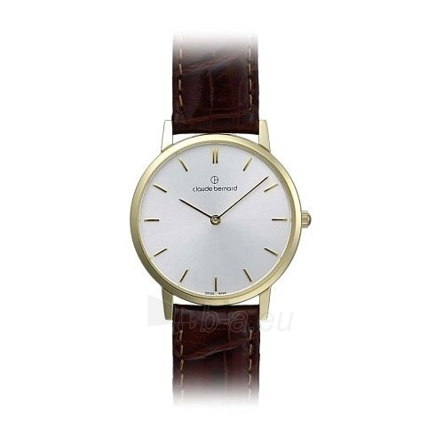 Wrist watch Claude Bernard Classic Slim Line 20061 37J AID Paveikslėlis 1 iš 1 30100800495