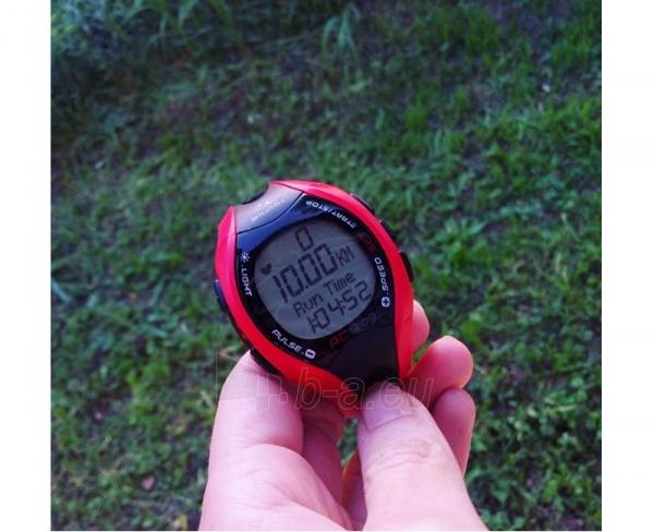 Manuāla pulksteni Sigma Sporttester RC 1209 Red Paveikslėlis 2 iš 2 30100800584