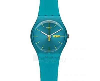 Manuāla pulksteni Swatch Turquoise Rebel SUOL700 Paveikslėlis 1 iš 1 30100800421