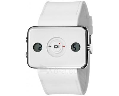 Wrist watch The One Wide Screen IP104-3WH Paveikslėlis 1 iš 1 30100800446